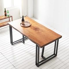 코디 1600x600 원목식탁 4인용식탁 식탁 우드슬랩식탁