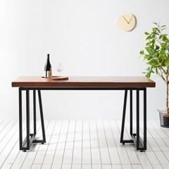 코디 1400x600 우드슬랩식탁 원목식탁 4인용식탁 식탁