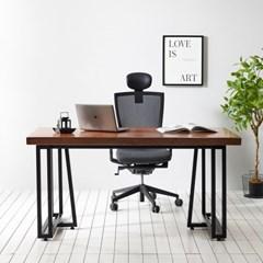 코디 1400x600 원목책상 컴퓨터책상 책상 1인용책상