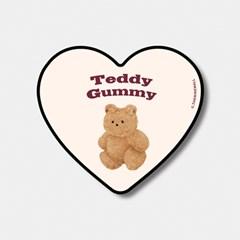 [하트톡♥] warm color teddy gummy