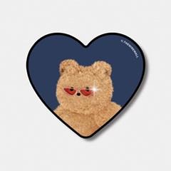 [하트톡♥] round fabulous bear