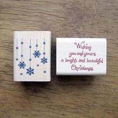 [크리스마스]눈꽃비와 메시지