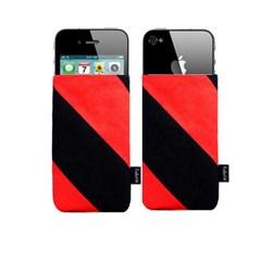 [FABRIX]핸드메이드 아이폰4 슬리브 케이스-Stripe