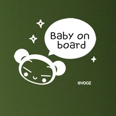 [itstics-Pucca] Baby on board