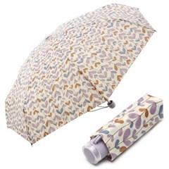 [VOGUE] 보그 5단 수동 우산(양산겸용) - 어메이징(BL)