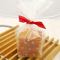 빵비닐-러블리플라워(10매+타이/15*25cm)(no.5819)