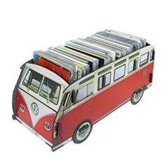 CD box - red bus