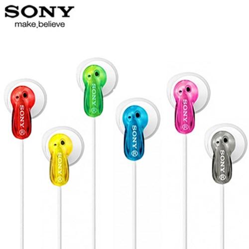 [소니코리아 정품] SONY MDR-E9LP 이어폰 / 귀여운 12가지 색상