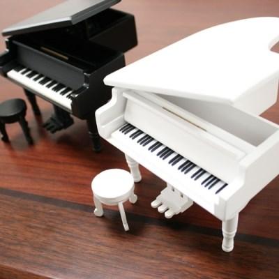 그랜드 피아노 미니어처 오르골