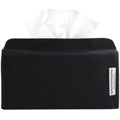 black tissue cover