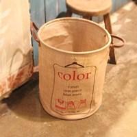 런더리 분리수거함 (대)-컬러