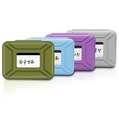 [새로텍] 3.5 HDD 보호케이스 HDD Protection Box SPX-35 (충격방지)