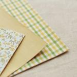 Fabric Sticker - enfant
