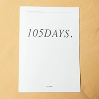 [organize guide note] 105 DAYS.