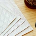 Fabric Sticker - ann dot 1.5