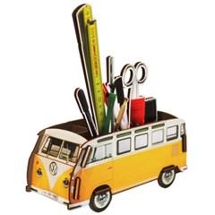Pencil box-yellow bus