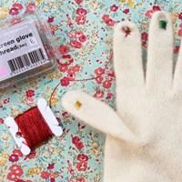 Touchscreen glove Fat thread(3m) -ver.2
