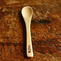 Wood Cafe Spoon