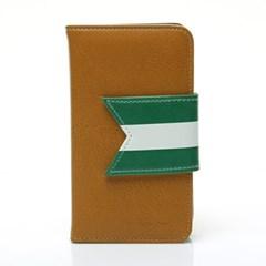 Reason Ave.(Galaxy sⅡ wallet case - brown)