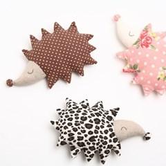 [DIY패턴] (패턴) 손목쿠션만들기-도치친구들