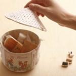 [DIY패턴] (패턴) 원형파우치만들기-회전목마