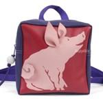 [little packrats] PIGGY backpack