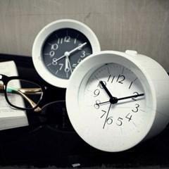 데일리탁상알람시계(2COLOR)