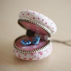 [DIY패턴] (패턴) 동전지갑만들기-햄버거