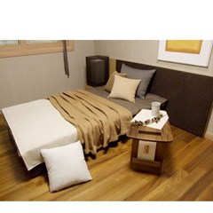 모노톤 베이직 침대