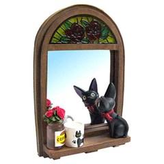 [마녀배달부 키키] 탁상거울 - 지지 창가에서 근심에 젖어 (157822)