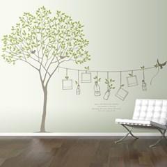 (그래픽스티커)희망의 나무