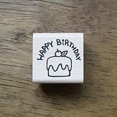 [축하]생일케이크(S)