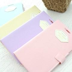 Diary ː Case / 데일리드림 - Pastel