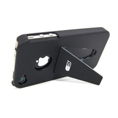 [iclooly] AntiBAC Stand Case For iPhone4S/4(항균스탠드케이스)