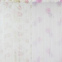 꽃무늬나염실커튼