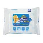 [마이비] 아기용품제균티슈(15매)