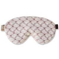 knit(clam) sleep eye mask