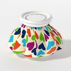 GalPal Retro Ice Bags - Multi Color Heart