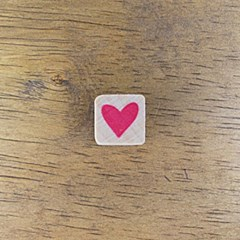 [사랑]하트-미니(13x13)