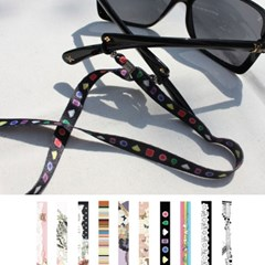 eyeglass strap -2set