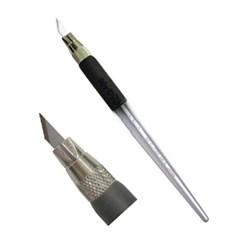 D-500GP/고무그립 디자인칼