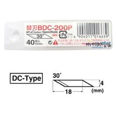 BDC-200P/30도칼날