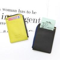 WEEKADE Zipper slit wallet
