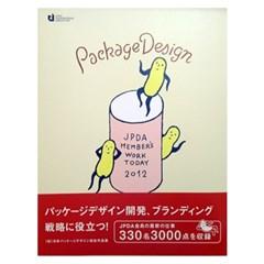 Package Design JPDA Member's Work Today 2012