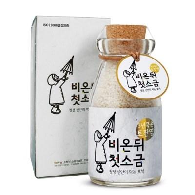 신안솔트 3년숙성 고운 토판천일염 낱개포장
