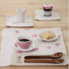 [DIY패턴]  테이블티매트만들기-벚꽃엔딩