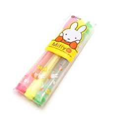 동아 미피 향기형광펜-3컬러세트