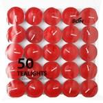 [홈앤하우스]티라이트50개폴리백2.5시간연소BON Candle