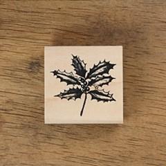 [크리스마스]호랑가시나무잎 (5X5)