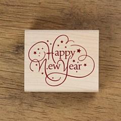 [크리스마스]Happy New Year - 메세지 (6X5)